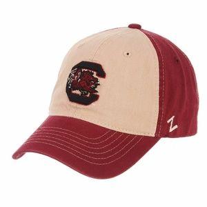 South Carolina Fighting Gamecocks Adult Hat Cap